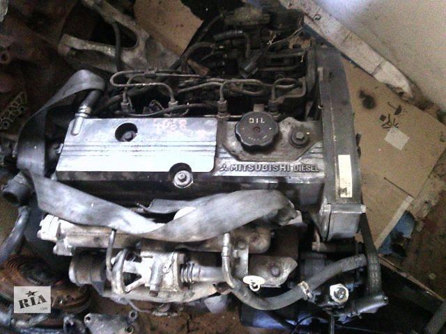 б/у Детали двигателя Двигатель Легковой Mitsubishi Space Wagon 2,0D- объявление о продаже  в Ковеле