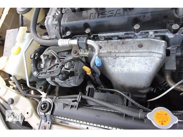 бу б/у Детали двигателя Двигатель Легковой Nissan 2003 в Костополе