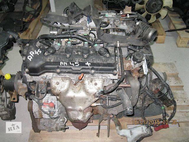 Двигатель or-20 ниссан