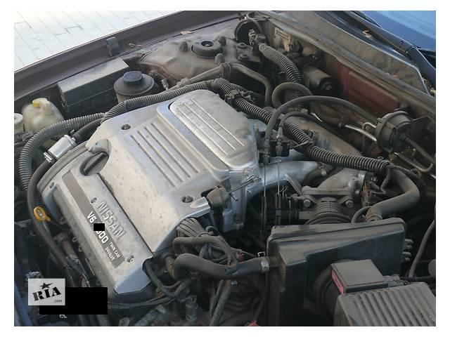 продам б/у Детали двигателя Двигатель Легковой Nissan Maxima QX 2001 бу в Украинке