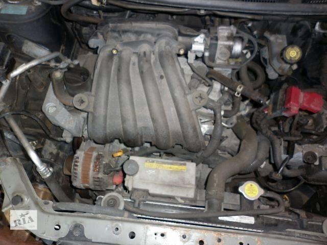продам б/у Детали двигателя Двигатель Легковой Nissan TIIDA бу в Луцке