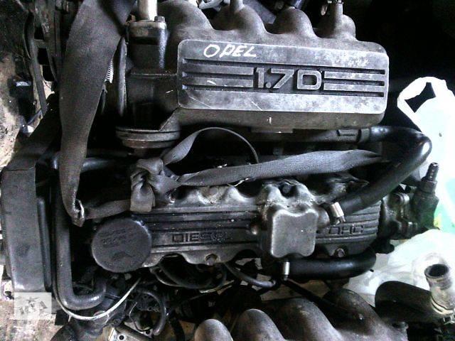 бу б/у Детали двигателя Двигатель Легковой Opel 1.7D в Ковеле