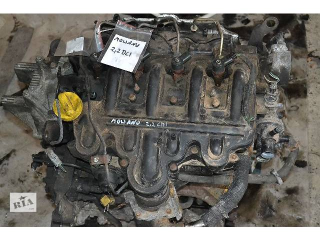 купить бу Б/у Детали двигателя Двигатель Легковой Opel Movano 2.2DCI в Ковеле