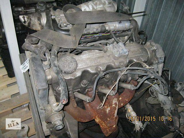 бу б/у Детали двигателя Двигатель Легковой Opel Vectra A 1995 в Киеве