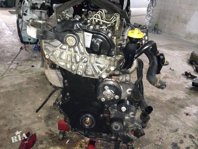 бу Б/у Детали двигателя Двигатель Легковой Opel Vivaro пасс. 2008 в Звенигородке