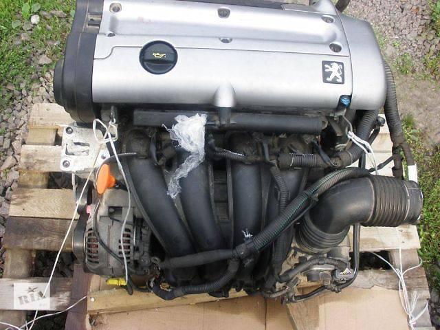 б/у Детали двигателя Двигатель Легковой Peugeot 807- объявление о продаже  в Львове