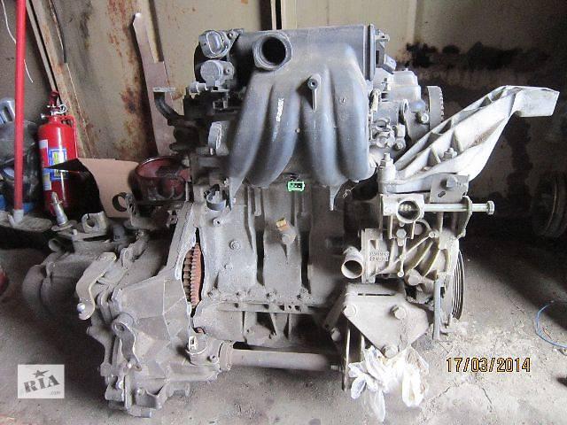 бу б/у Двигатель Легковой Peugeot Partner 2000 в сборе в Луцке