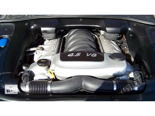 бу б/у Детали двигателя Двигатель Легковой Porsche Cayenne 2005 в Днепре (Днепропетровск)