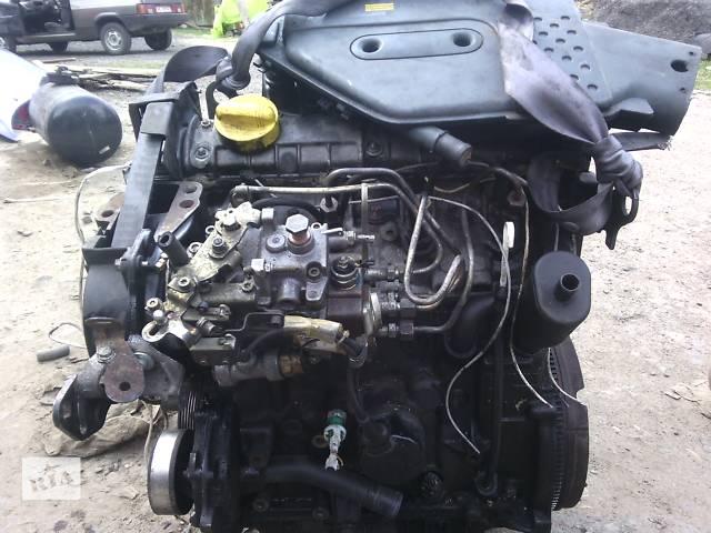 бу б/у Детали двигателя Двигатель Легковой Renault Kangoo в Ковеле