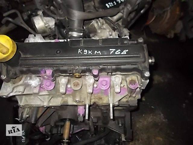 продам Б/у Детали двигателя Двигатель Легковой Renault Kangoo пасс. 2007 K9KM768  бу в Ровно