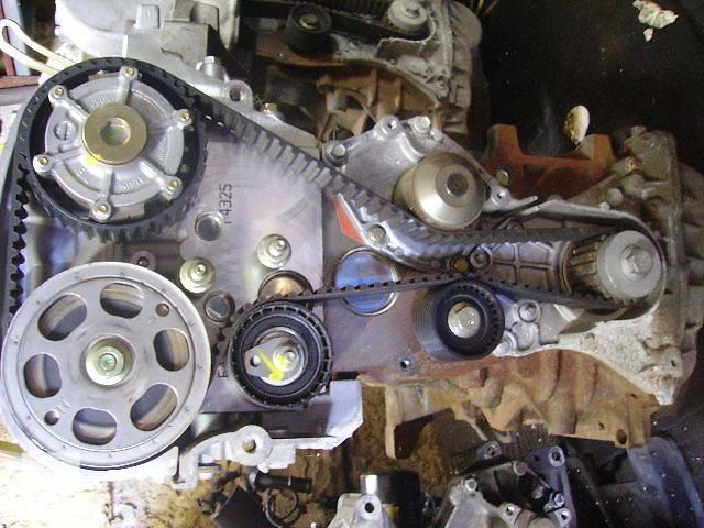 б/у Детали двигателя Двигатель Легковой Renault Kangoo Пассажирский Кабриолет- объявление о продаже  в Киеве