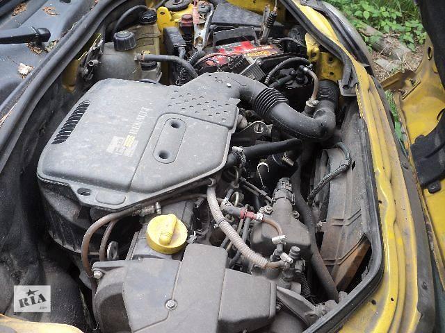 купить бу б/у Детали двигателя Двигатель Легковой Renault Kangoo Пассажирский Универсал 2001 в Ивано-Франковске