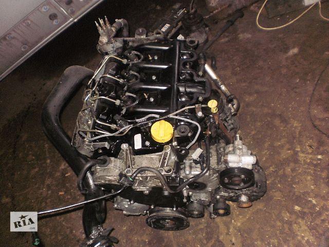 купить бу б/у Двигатель,мотор,двигун 2,5cdti Renault Master Opel Movano Nissan Interstar мастер мовано в Тернополе
