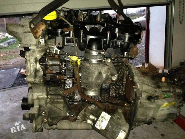 купить бу Б/у Детали двигателя Двигатель Легковой Renault Master груз. 2006 в Звенигородке