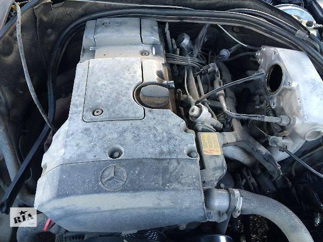 продам б/у Детали двигателя Двигатель Легковой Седан Mercedes C-Class 1995 бу в Ивано-Франковске