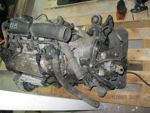 б/у Детали двигателя Двигатель Легковой Skoda Fabia 2001  (AQW)- объявление о продаже  в Киеве