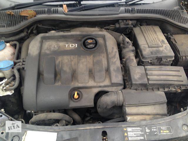 купить бу б/у Детали двигателя Двигатель Легковой Skoda Octavia A5 2005 в Львове