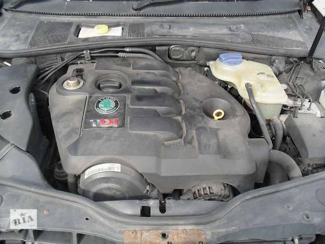 бу б/у Детали двигателя Двигатель Легковой Skoda SuperB Седан 2004 в Львове