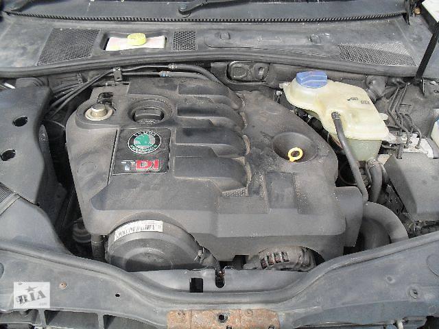 Б/у Детали двигателя Двигатель Легковой Skoda SuperB Седан 2005- объявление о продаже  в Львове