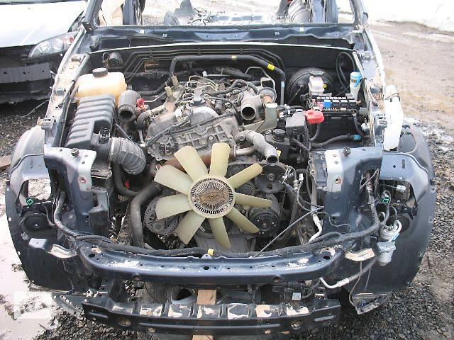 б/у Детали двигателя Двигатель Легковой SsangYong Rexton II- объявление о продаже  в Луцке