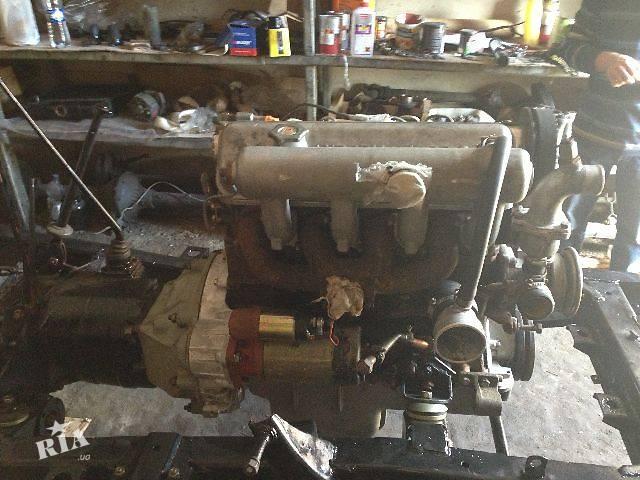 Двигатель газ для уаза