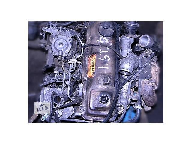 продам б/у Детали двигателя Двигатель Легковой Volkswagen B2 1.6 D, 1,6 TD бу в Бучаче