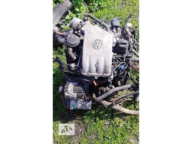 бу Б/у Детали двигателя Двигатель Легковой Volkswagen B4 в Зборове (Тернопольской обл.)