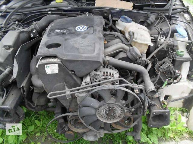 купить бу б/у Детали двигателя Двигатель Легковой Volkswagen B5 Седан 2002 в Львове