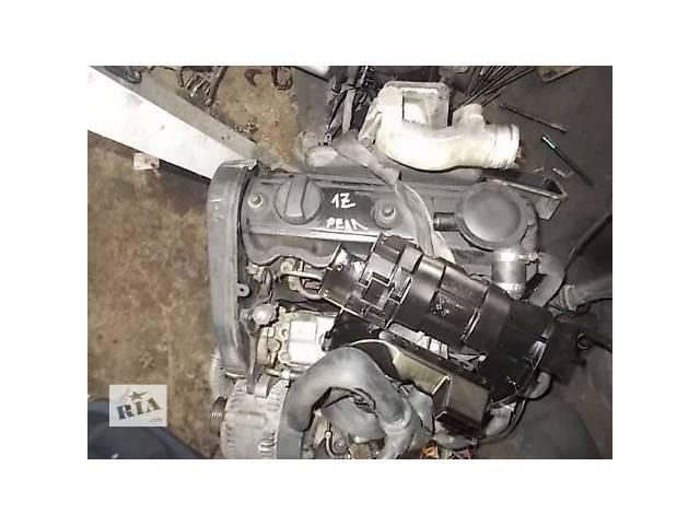 Б/у Детали двигателя Двигатель Легковой Volkswagen Caddy 1995-2003 1Z- объявление о продаже  в Ровно