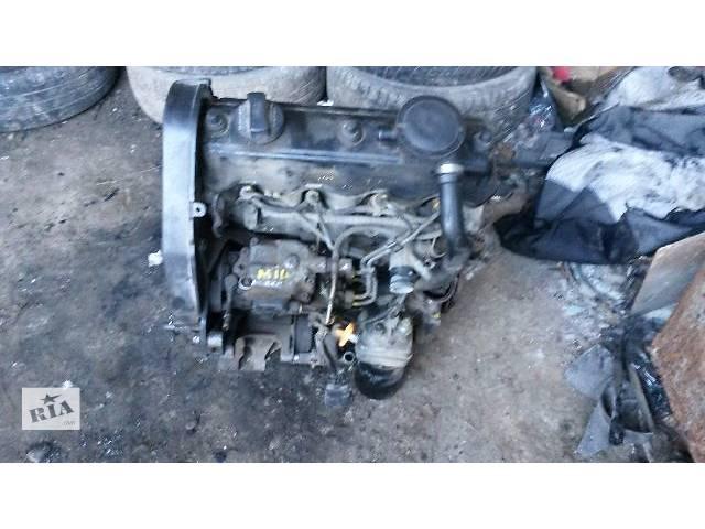 б/у Детали двигателя Двигатель Легковой Volkswagen Caddy 1999- объявление о продаже  в Бучаче