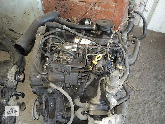 б/у Детали двигателя Двигатель Легковой Volkswagen Golf II Хэтчбек 1991- объявление о продаже  в Тлумаче