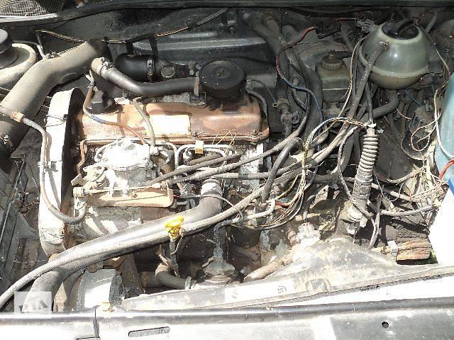 бу б/у Детали двигателя Двигатель Легковой Volkswagen Golf II Хэтчбек 1991 в Тлумаче