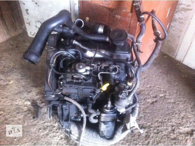 продам б/у Детали двигателя Двигатель Легковой Volkswagen Хэтчбек 1991 бу в Тлумаче