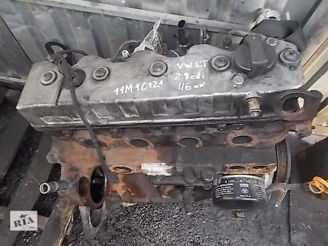 Б/у Детали двигателя Двигатель Легковой Volkswagen LT 1996-2006 11M1C121- объявление о продаже  в Ровно