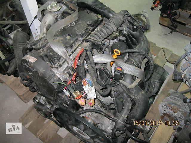 б/у Детали двигателя Двигатель Легковой Volkswagen Passat B5 GP 2002- объявление о продаже  в Киеве