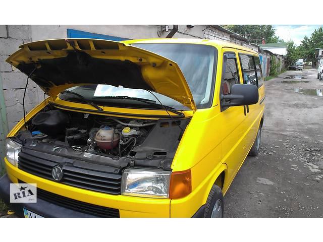 купить бу б/у Детали двигателя Двигатель ABL Легковой Volkswagen T4 (Transporter) Пассажирский 2001 в Киеве
