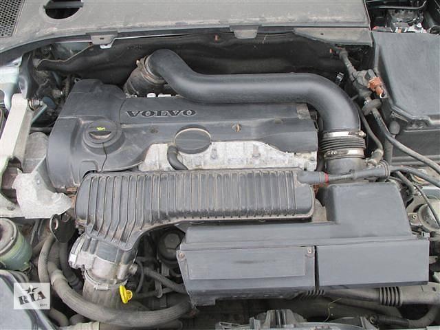 двигатель 2.5 турбо на вольво
