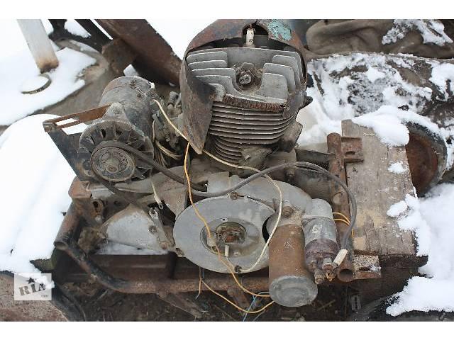 купить бу б/у Детали двигателя Двигатель Легковой ИЖ Планета 3 в Львове