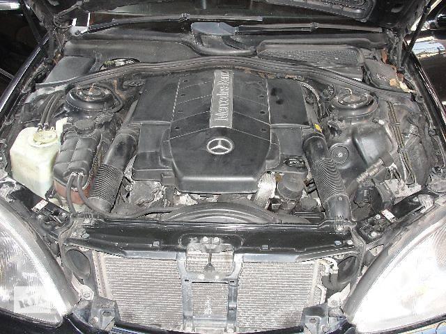купить бу Б/у двигатель для легкового авто Mercedes S-Class W220 S500 В НАЛИЧИИ!!!! в Львове