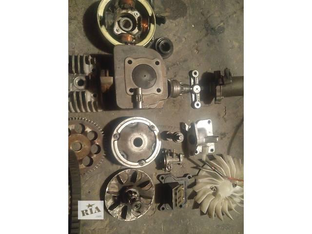 бу б/у Детали двигателя Двигатель Мото Suzuki Sepia Мопед 1997 в Никополе (Днепропетровской обл.)