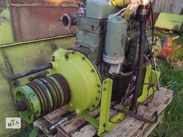 купить бу б/у Детали двигателя Двигатель Спецтехника Claas Dominator 1983 в Тернополе