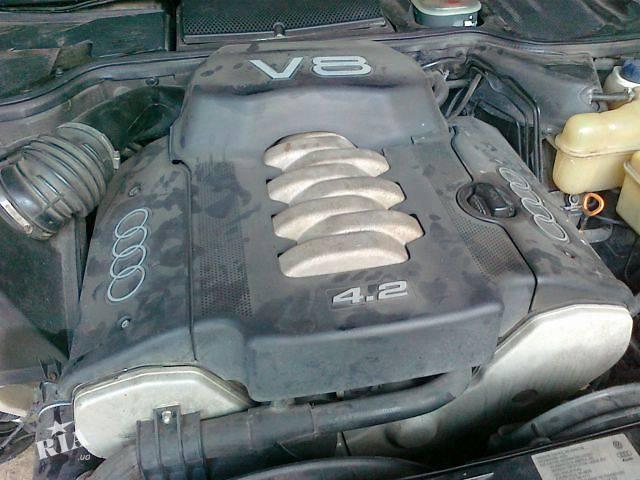 бу б/у Детали двигателя Двигатель в сборе Легковой Audi A8  1997 в Хмельницком