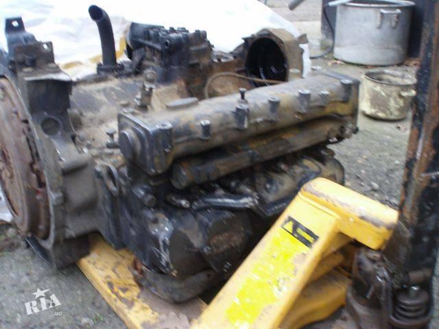 купить бу б/у Детали двигателя Двигатель Грузовики MAN 8.163 в Умани