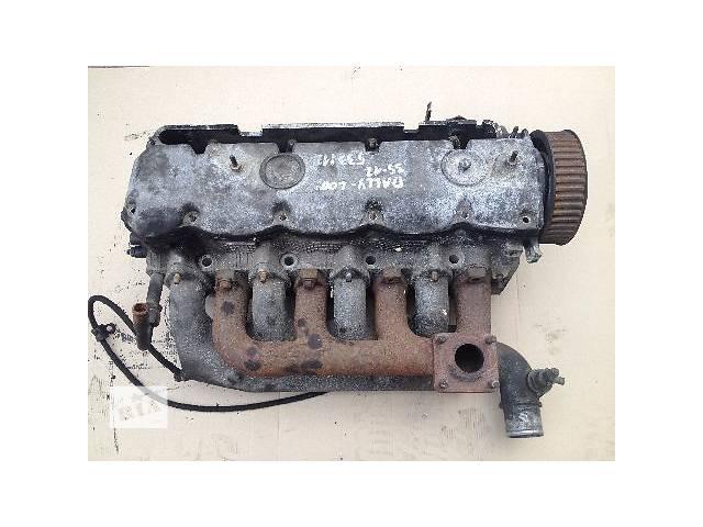 купить бу б/у Детали двигателя Головка блока 7450482 Легковой Fiat Ducato 2.8TD в Луцке