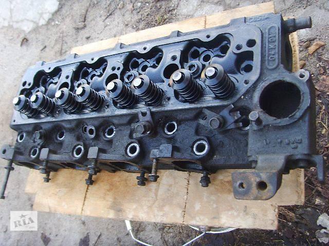 бу б/у Детали двигателя Головка блока Грузовики Ford Transit Микроавтобус 1991 в Запорожье