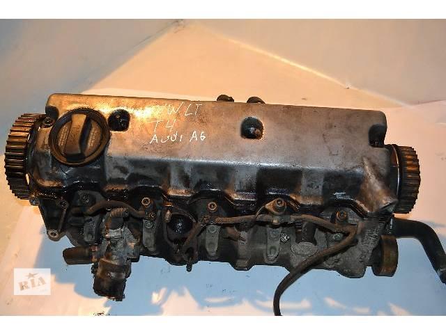 бу Б/у Детали двигателя Головка блока Легковой Audi A6 2,5TDI в Ковеле