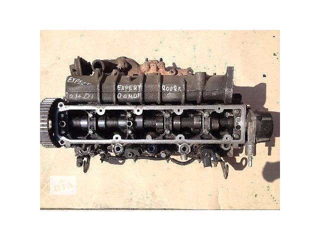 купить бу б/у Детали двигателя Головка блока Легковой Citroen Jumpy 2.0 hdi в Луцке
