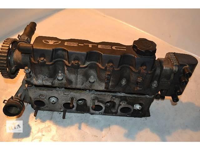 бу Б/у Детали двигателя Головка блока Легковой Daewoo Lanos 8V 1.5B в Ковеле
