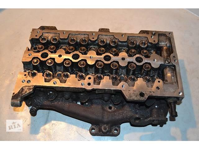 продам Б/у Детали двигателя Головка блока Легковой Fiat Doblo 1,3JTD бу в Ковеле