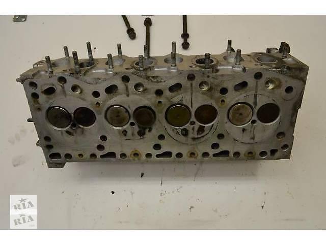бу б/у Детали двигателя Головка блока Легковой Fiat Doblo 2004 в Тернополе